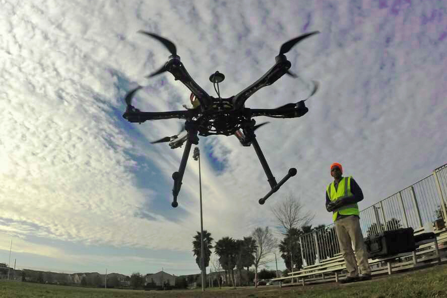 A Career In The Drone Industry: Tariq Rashid, Skyward
