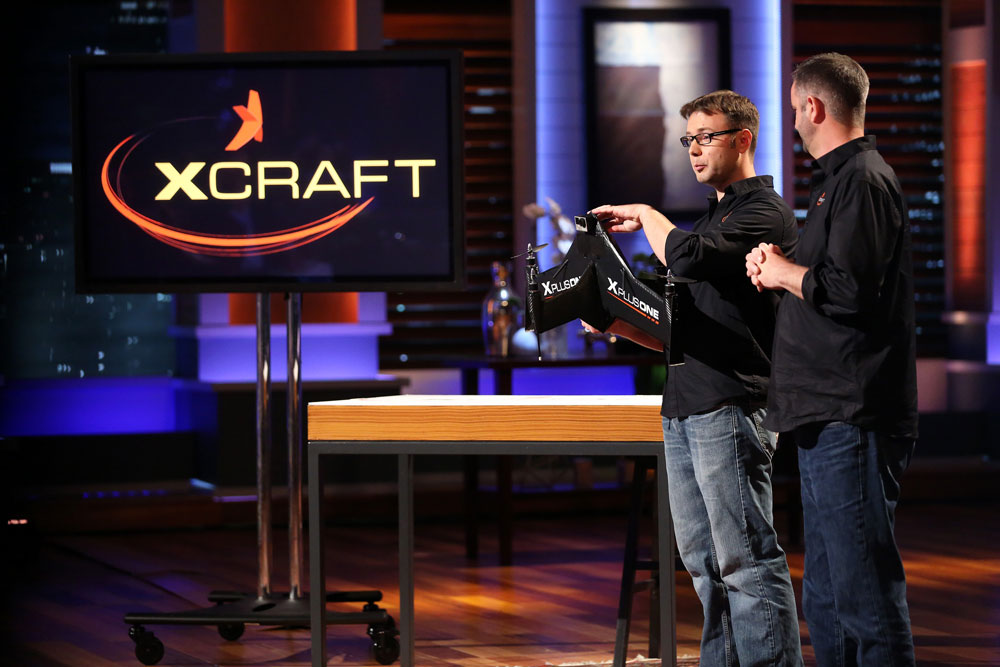 JD Claridge and Charles Manning appearance on Shark Tank