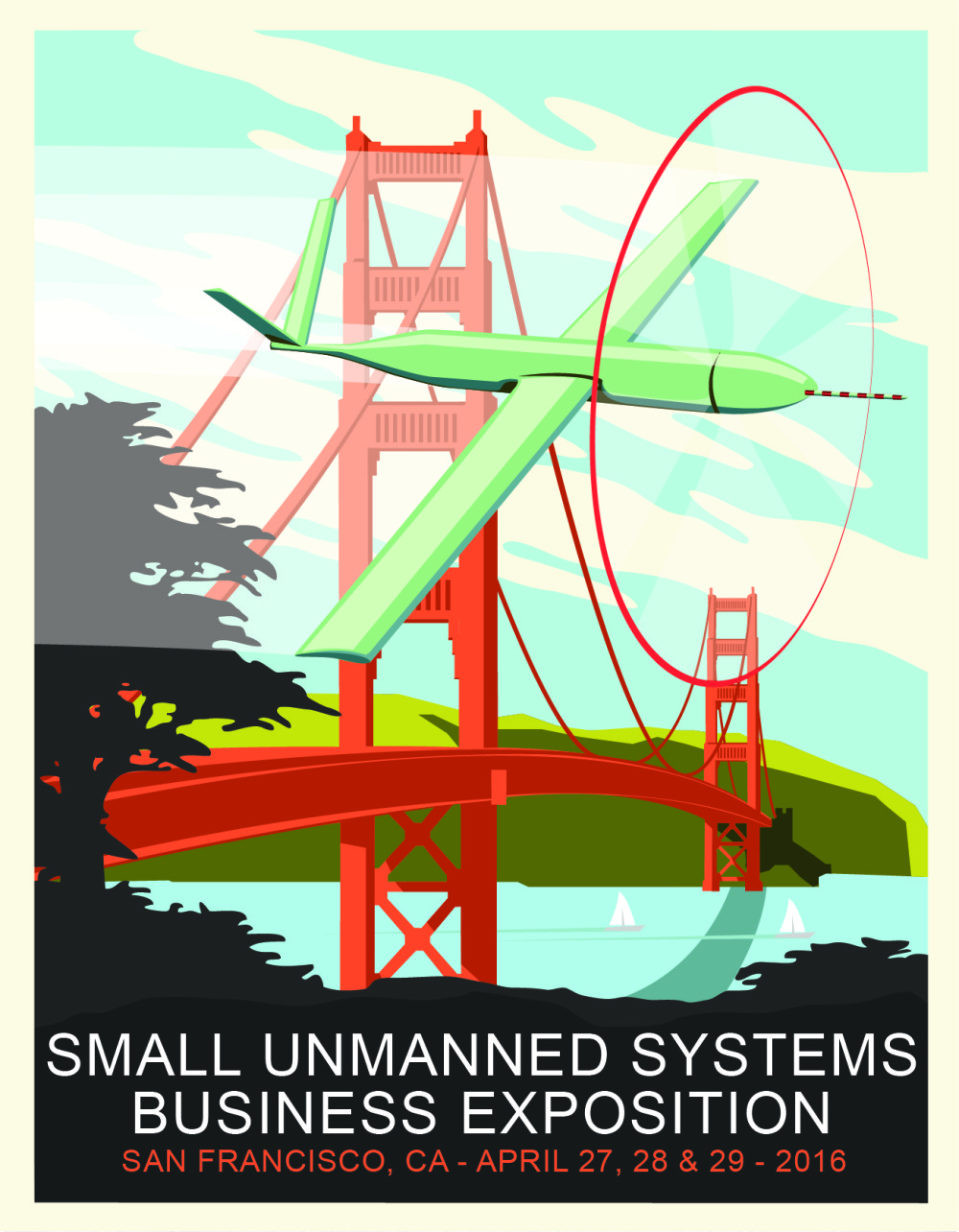 Small Unmanned Business Systems Expo
