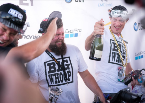 """Zachry """"A_Nub"""" Thayer (Center) Wins the 2016 U.S. National Drone Racing Championships Presented by GoPro"""