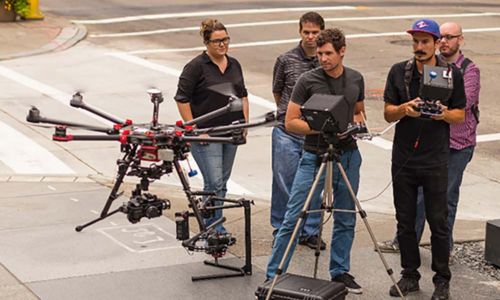 All In On A Drone Videography Business – Reese D'Aquin, FHP