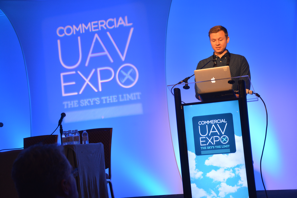 The Precision Data Capture Event For You: Lisa Murray & Jeremiah Karpowicz, Commercial UAV Expo