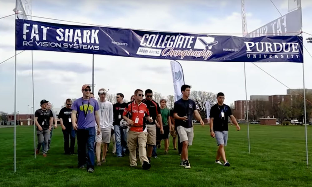 Collegiate Drone Racing