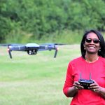 The Business of Women and Drones – Sharon Rossmark, CEO