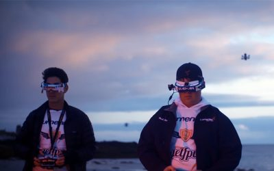 Creating the Premier Drone Racing Experience: Sahand Barati and Sean Krell, DR1 Racing