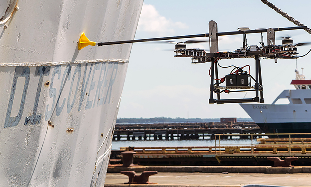 How Drones Are Finding Value in the Industrial Sector