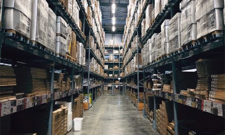 Can A Drone Make Warehouses More Efficient?