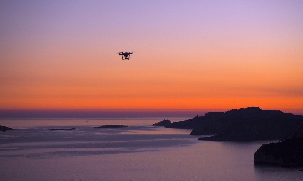 A Woman's Inspiring Drone Story – Desi Ekstein, On The Go Video