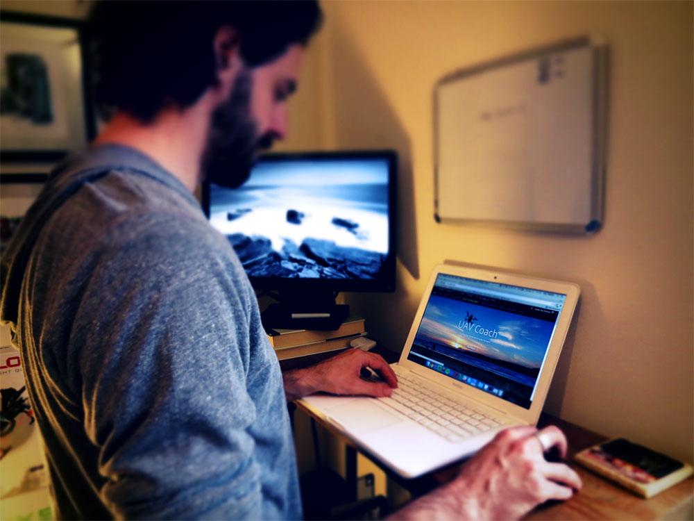 Gaining Confidence with Drones – Alan Perlman, UAV Coach [DRS 025]