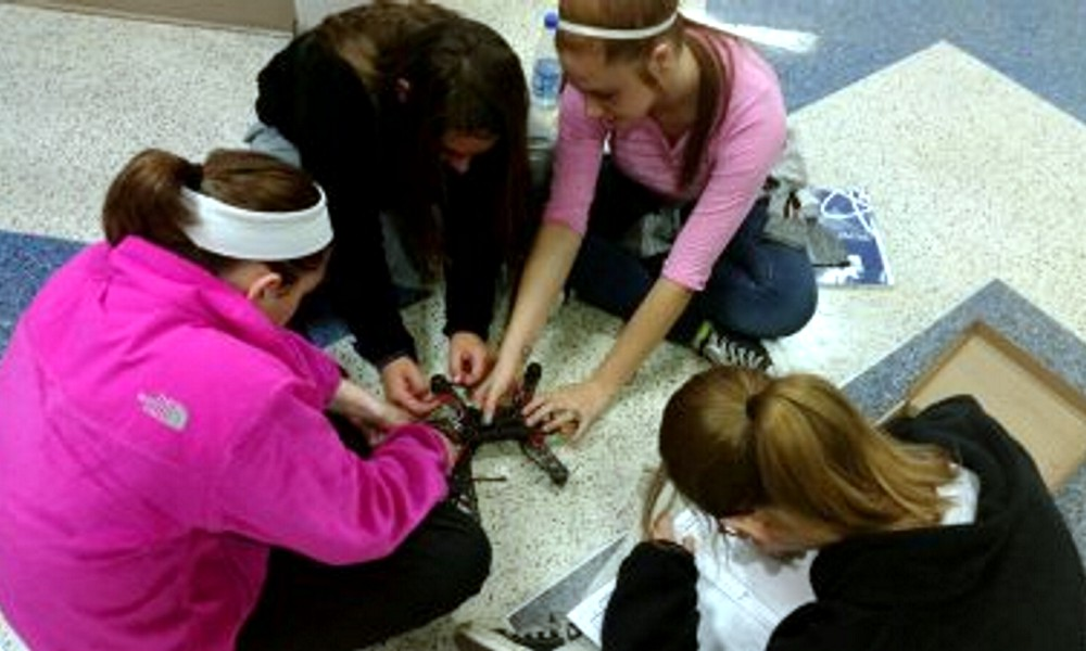 Drones And STEM Education – Anne Lopez, Teacher/Educator