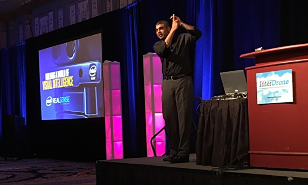 Intel's Entry Into the Drone Sector – Anil Nanduri, Intel