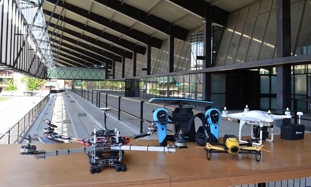 Barcelona's Reimagine Drone Incubator: Manav Gupta, Brinc
