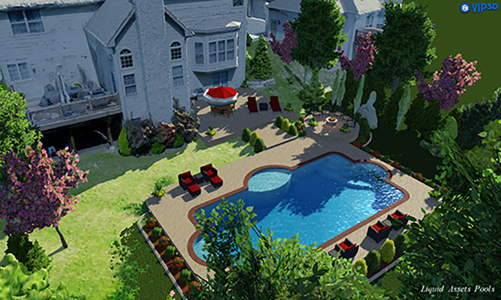 How Drones Are Used To Design A Pool: Jim Wolfe, AzPoolz