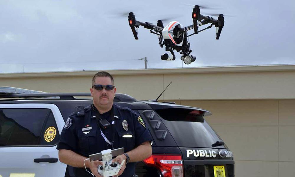 Drone Case Studies: Public Safety – Mike Uleski, Daytone Beach Shores Public Safety Department