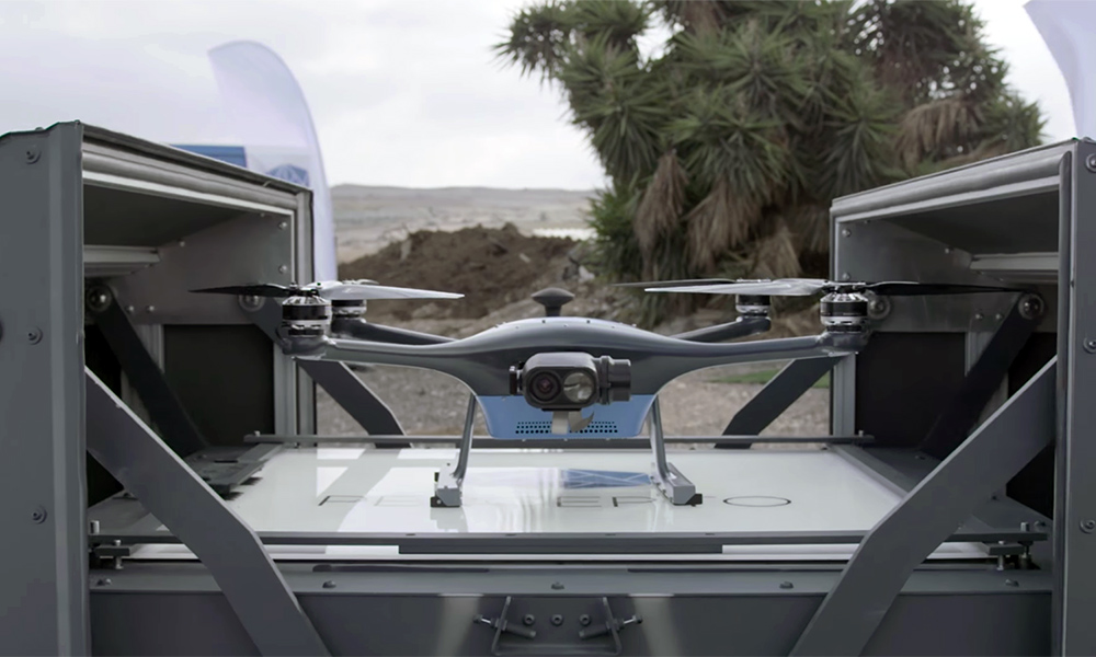 Autonomous UAV Systems and Regulations
