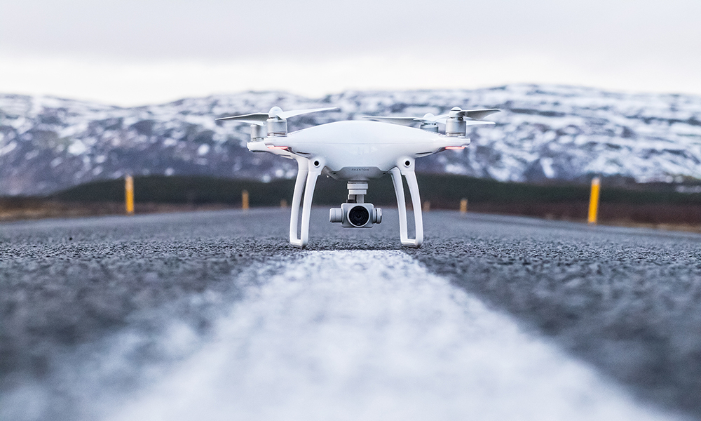 What are the benefits of the Drone Integration Pilot Program?