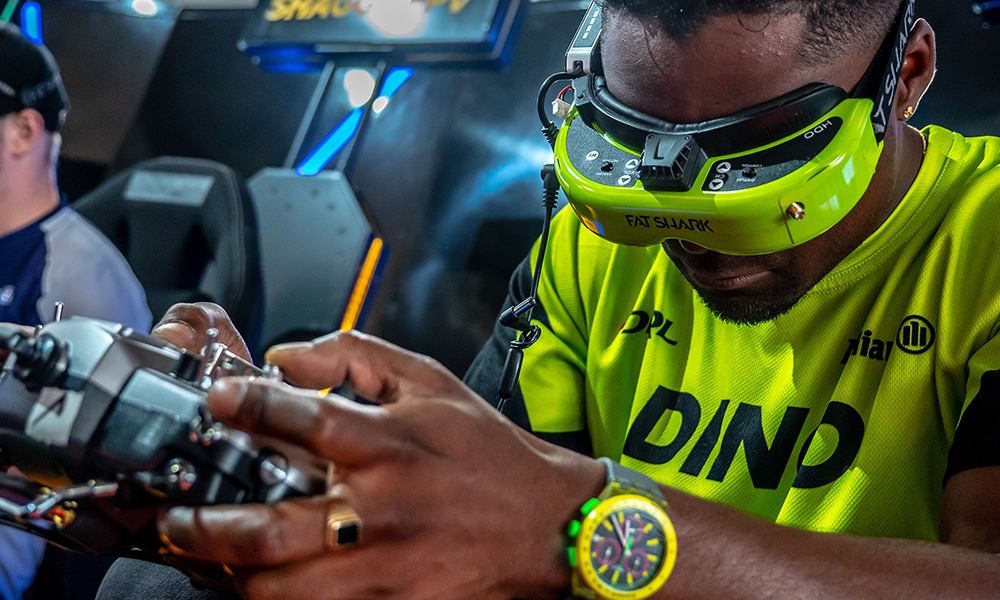 The Drone Racing League in 2019