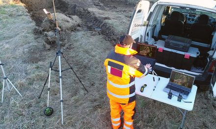 What does a mapping software designed for first responders look like?