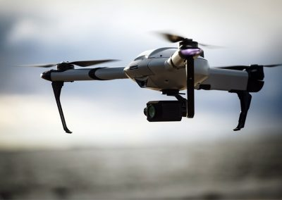 Can Mesh Technology offer a new paradigm for delivering autonomous drone services?