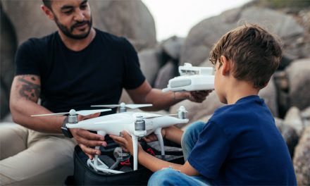 Steam Education Offers Path to A career In the Drone Industry