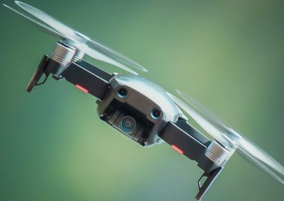 Keeping our drones in the sky