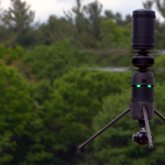 Using CoAxial Drones for Mission Critical Operations
