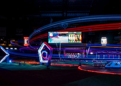 betting on the Drone Racing League