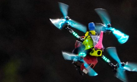 From Drone Crasher to Drone Pilot – One Woman's Story